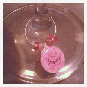 wine charm
