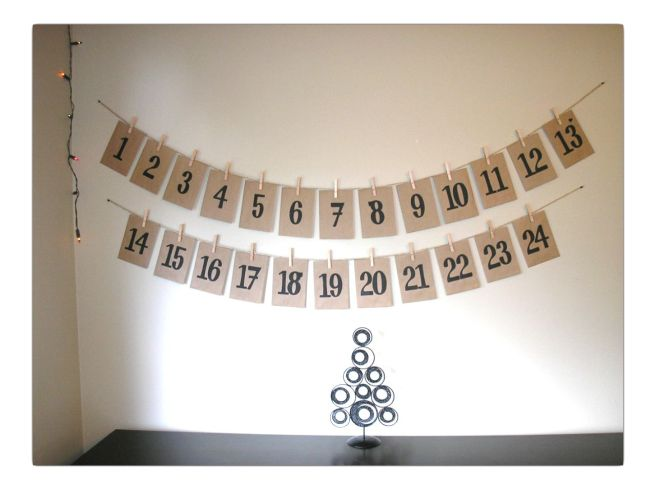 Hart Advent Calendar