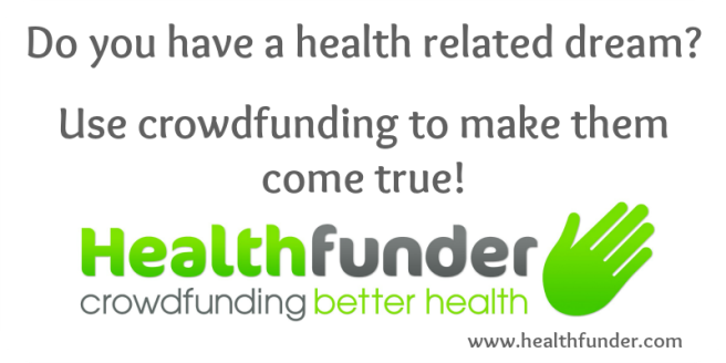 Healthfunder Do you have a dream