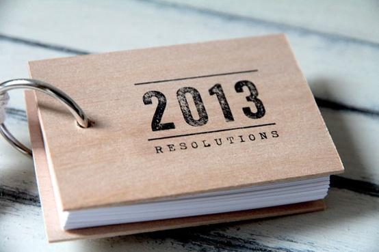 2013-resolutions