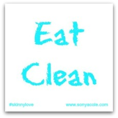 Eat Clean skinnylove image