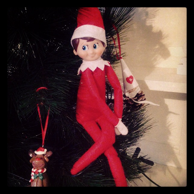Elf On A Shelf 2/12